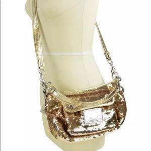 RARE-Special Edition Authentic COACH poppy purse